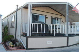 mobile home for sale by the beach